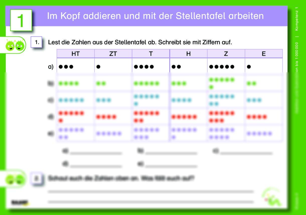 Addition und Subtraktion bis 20.20.20   RAAbits Online