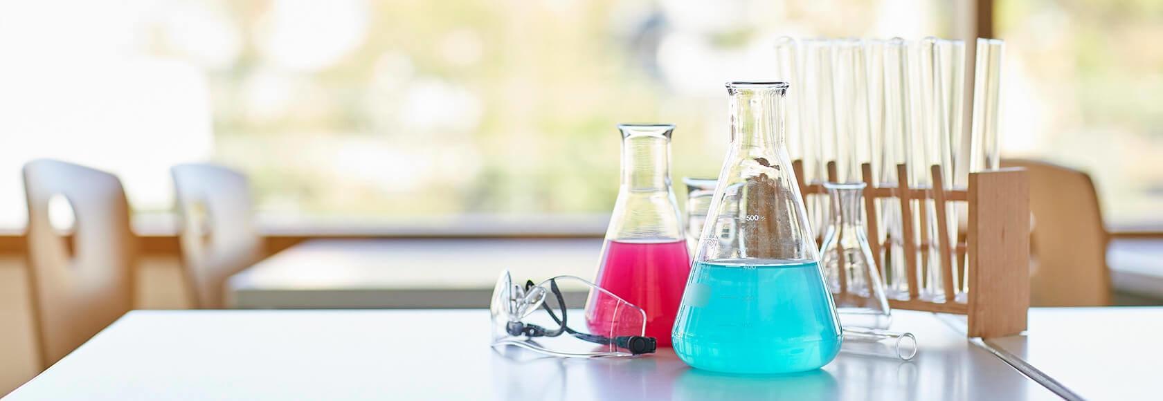 Titelbild Chemie