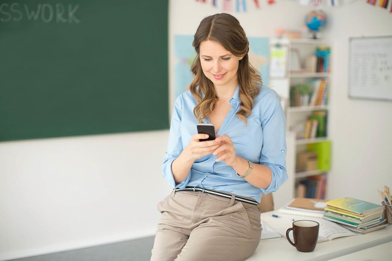 """""""Darf ich für meine Schüler eine Whatsapp-Gruppe eröffnen?"""""""