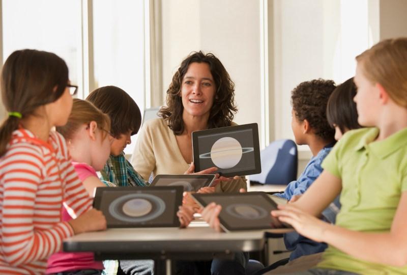 Digitalisierung an Schulen als Innovationsmotor