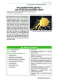 Tumorsuppressorgen p53 und der Einfluss von Genen auf die Entwicklung von Krebs