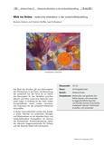 Malerische Abstraktion in der Landschaftsdarstellung