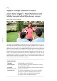 """""""Klare Kante zeigen"""" – Was Schülerinnen und Schüler von  Lehrkräften lernen können"""
