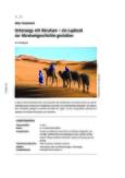 Ein Lapbook zur Abrahamgeschichte gestalten