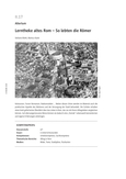 Lerntheke altes Rom