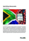 South African literary works