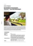 Nachhaltigkeit im kenianischen Tourismus