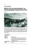 Migration nach dem Zweiten Weltkrieg