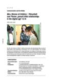 Filmarbeit zu Men, Women & Children