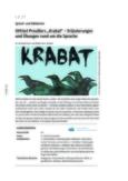"Otfried Preußlers ""Krabat"""