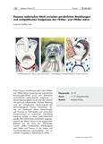 Picassos malerisches Werk zwischen der 1930er- und 1940er-Jahre