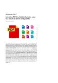 Kostenlos und einfach interaktive PDF-Arbeitsblätter erstellen
