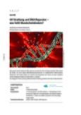 UV-Strahlung und DNA-Reparatur