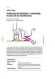 Einführung in die Destillation