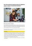 Das österreichische Kopftuchverbot für Mädchen unter 14: Auch in Deutschland denkbar?