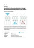 Das Galton-Brett und die Binomialverteilung