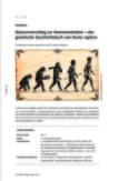 Klausurvorschlag zur Humanevolution