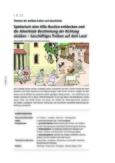 Eine Villa Rustica entdecken und die Adverbiale Bestimmung der Richtung einüben