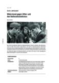Widerstand gegen Hitler und den Nationalsozialismus