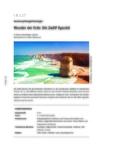 Felssäulen in Australien: Die Zwölf Apostel