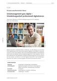 Schulmanagement goes digital