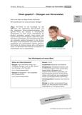 Übungen zum Hörverstehen