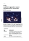 Les défis de la digitalisation