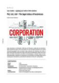 PLC, LLC, Ltd