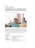 Forschendes Lernen und Erklärvideos im inklusiven Sachunterricht