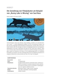 """""""Bunny Lake Is Missing"""" von Saul Bass"""