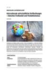 Internationale wirtschaftliche Verflechtungen