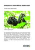 Die Sprache der Schimpansen