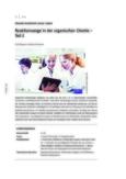 Reaktionswege in der organischen Chemie – Teil 2