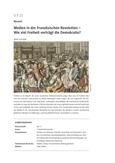 Medien in der Französischen Revolution