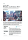 Medien kreativ im Deutschunterricht einsetzen