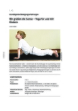 Yoga mit und für Kinder
