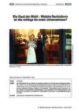 Rechtsformen von Unternehmen in Deutschland