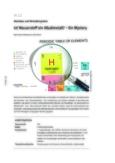 Ist Wasserstoff ein Alkalimetall?