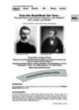 Thomas Mann über Richard Wagners  Walküre und Tristan