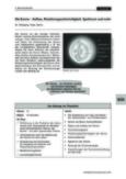 Aufbau, Rotationsgeschwindigkeit und Spektrum der Sonne