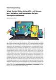 3 Spiele für den digitalen Unterricht zum Kennenlernen, Aufwärmen und Lernen