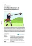 Let the Highland Games begin