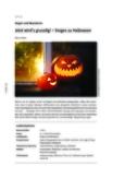 Singen zu Halloween