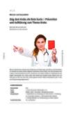 Prävention und Aufklärung zum Thema Krebs