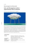 Wissensmanagement: Fach- und Führungswissen sichern