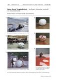 """Das Projekt """"Midsummer Snowballs"""" von Andy Goldsworthy"""