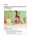 Umsetzung von Diklusion in der Unterrichtspraxis – Diklusion Teil 2