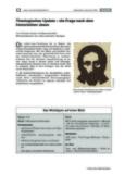 Die Frage nach dem historischen Jesus