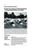 Erziehung in Hitlerjugend und Bund Deutscher Mädel