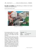 Die Wahrnehmung von Stadtraum bei Gustave Caillebotte und Umberto